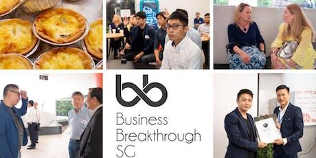 Business Breakfast Networking tickets