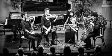 Bridging the Divide: Polyphony Quartet in Concert + Conversation tickets