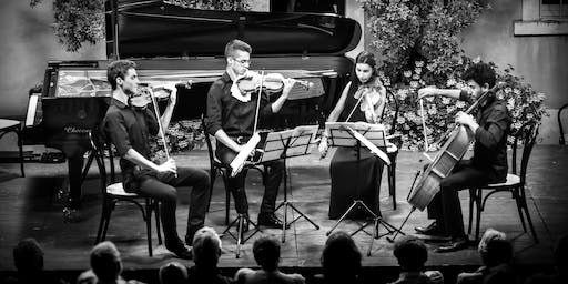 Bridging the Divide: Polyphony Quartet in Concert + Conversation