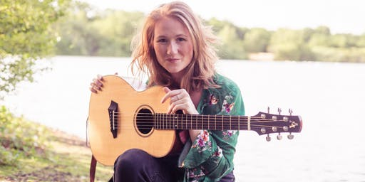 MMP presents: Singer/Songwriter, Saskia G-M in the Waggon at Hale's Garden