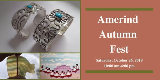 Amerind Autumn Fest with Transportation from Del Webb at Rancho Del Lago
