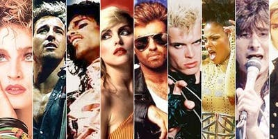 ALL 80'S ALL NIGHT