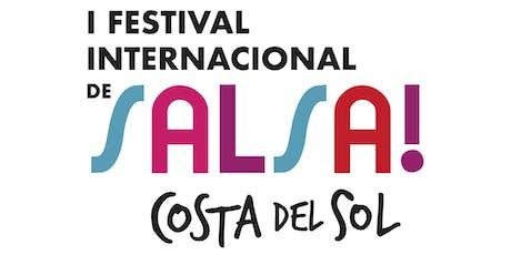 Festival Internacional de Salsa Costa del Sol / Torremolinos entradas