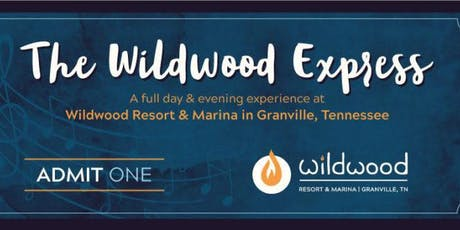 Nashville Day Trip on the Wildwood Express! tickets