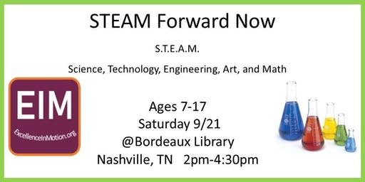 EXCELLENCE IN MOTION- STEAM FORWARD NOW