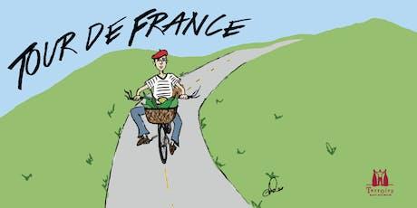 Tour de France Part 2: Loire, Sud Ouest, Languedoc, Rhone & Provence tickets