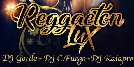 Reggaeton Lux tickets