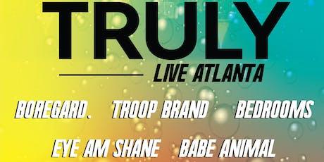 Blue Summer presents: Truly Live Atlanta tickets