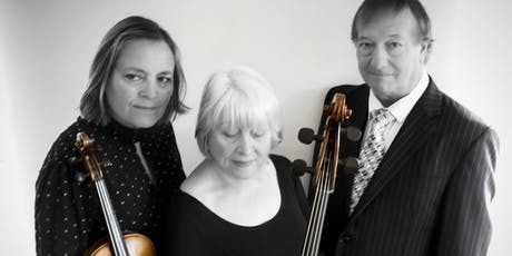 Krasmanov Trio: Celebrating the Contributions of Jewish Composers tickets