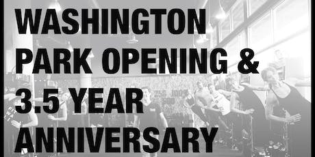 Wash Park Opening + Highlands 3.5 Anniversary Party tickets