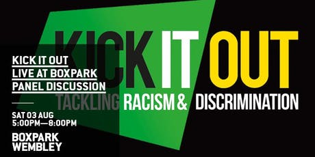 Kick It Out: LIVE at Boxpark | Panel Discussion tickets