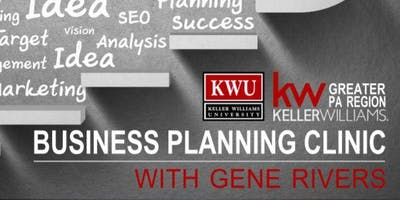 Business Planning Clinic - Malvern