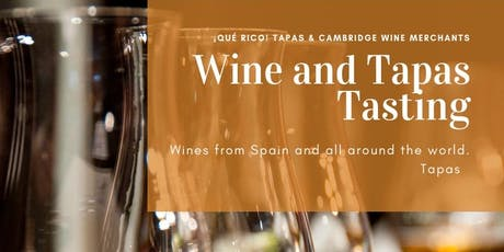 Wine and Tapas: Spanish grapes in the world tickets