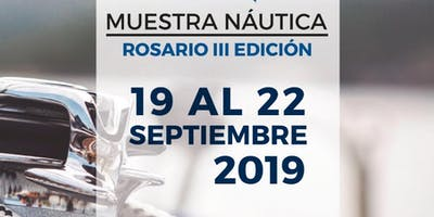 Muestra Nautica Rosario