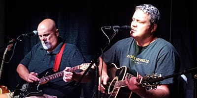 Matt Mayes & John Meyer of Jupiter Coyote: An Evening of Songs and Stories