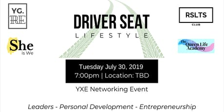 DRIVER SEAT LIFESTYLE  tickets