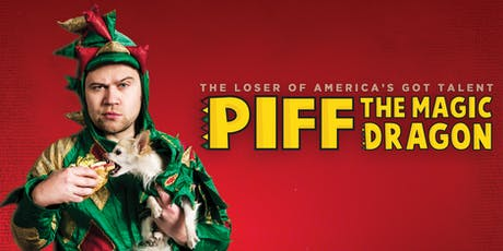 Piff The Magic Dragon's Christmas Party tickets