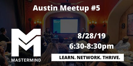 Austin Home Service Professional Networking Meetup  #5 tickets