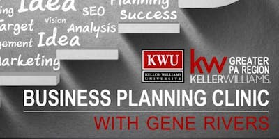 Business Planning Clinic - Pittsburgh