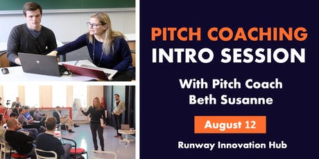 Pitch Coaching Intro Session tickets