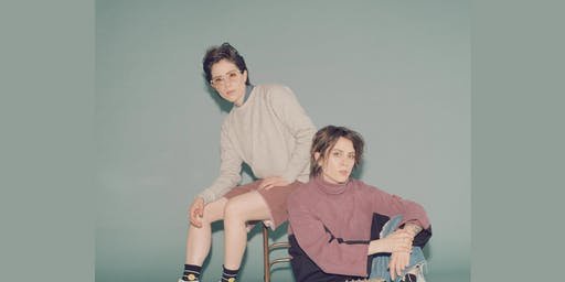 "Tegan and Sara ""Hey, I'm Just Like You"" Fall Tour 2019"