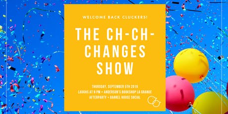 Ch-Ch-Changes: Welcome Back to MCC! tickets