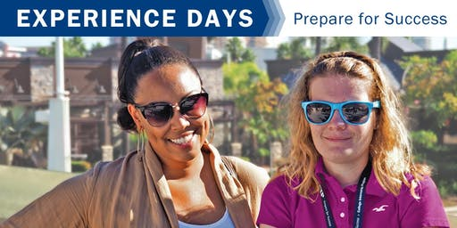 September 2019 Experience Day @ CIP Long Beach