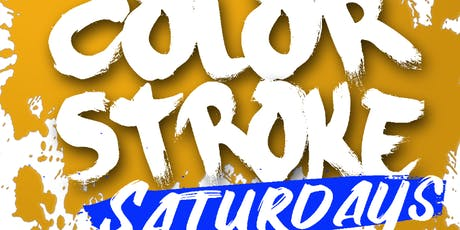Color Stroke Saturdays Vol. 3 - Martin tickets