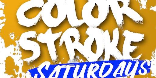 Color Stroke Saturdays Vol. 3 - Martin