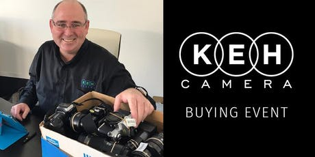 KEH Camera In-House Buying Event & $30 Sensor cleaning tickets