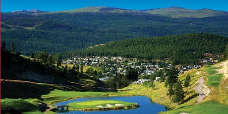 Marriott International Okanagan Valley Charity Golf Tournament  tickets