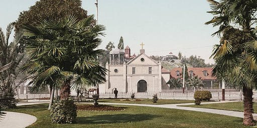 Atlas Obscura Society Los Angeles: The Lost and Long-Gone Graveyards of Los Angeles