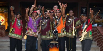 Let's Groove Tonight - Earth, Wind and Fire Tribute Band