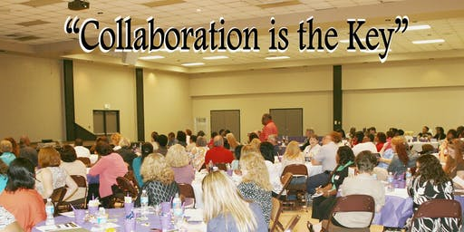 "19th Annual     ""Collaboration Is the key""     Domestic Violence Conference"