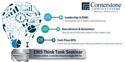 EMS Think Tank Seminar - Myrtle Beach, SC