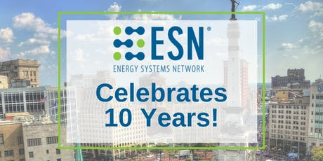 Energy Systems Network -10 Year Anniversary Celebration tickets
