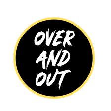 Over And Out Moto logo