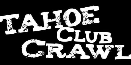 Tahoe Club Crawl Fall 2019 (October 5th-Dec 28th)  tickets