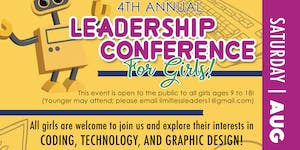 4th Annual Leadership Conference for Girls