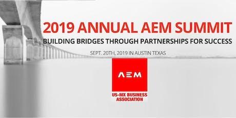 2019 Annual AEM Summit tickets