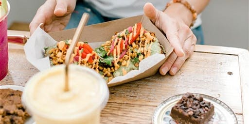 Real Food, Real Talk - Meet & Greet