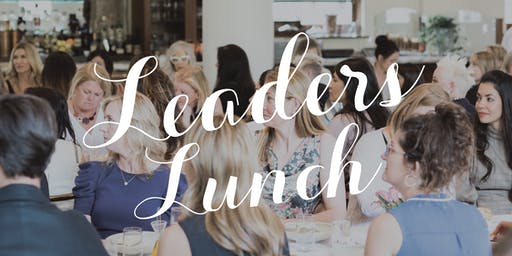 Leaders Lunch presented by ACE