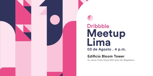 Dribbble Meetup Lima Vol.3