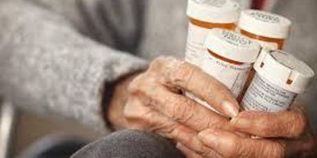 How the Opioid Epidemic is Affecting the Elderly tickets