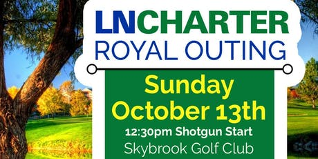 Lake Norman Charter Royal Golf Outing tickets