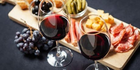 Wine on the Rock: Wine & Charcuterie tickets
