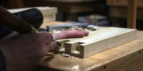 Fundamentals of Joinery (August 25th, 2019) tickets