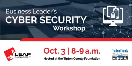 Business Leader's Cyber Security Workshop tickets