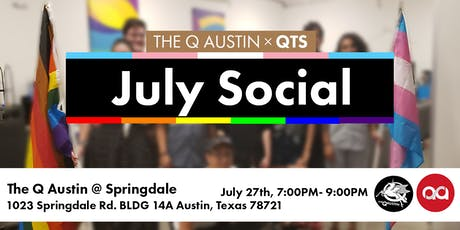The Q Austin × Queer Trans Social: July Social tickets