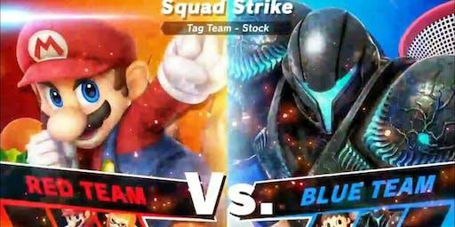 Super Smash Squad Strike Tournament